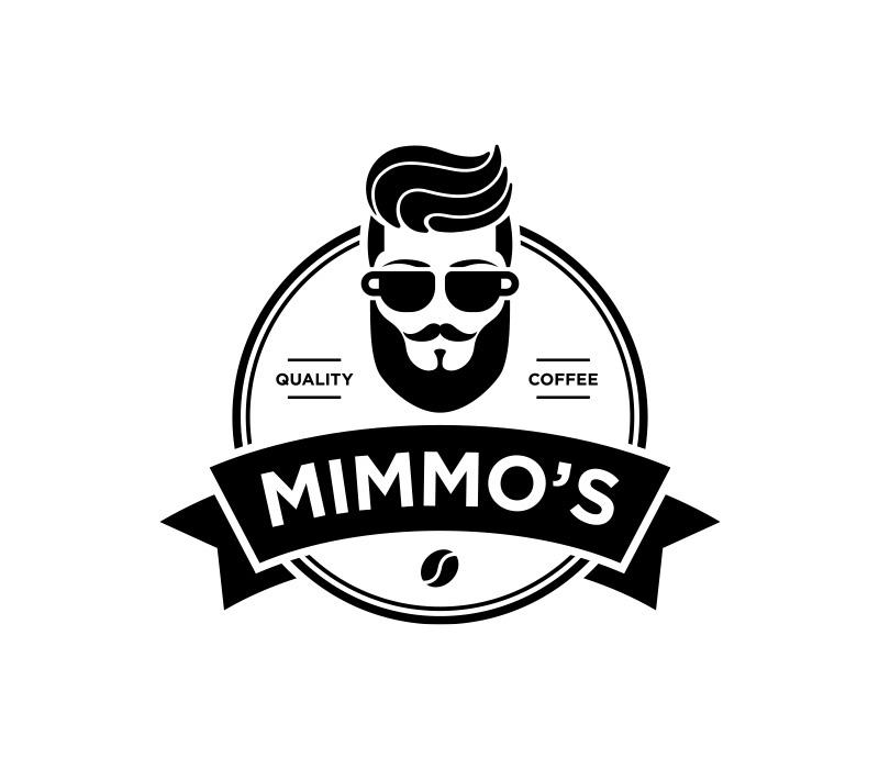Mimmo's Coffee Logo